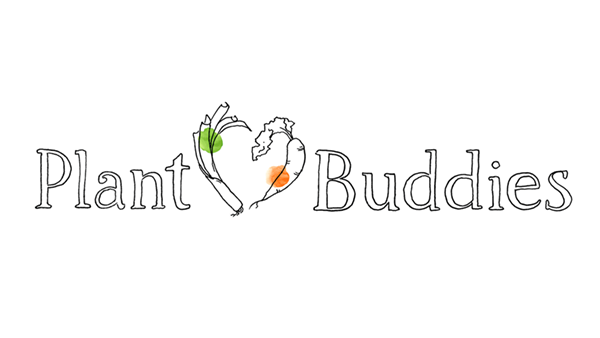 Logo der Web-Applikation PlantBuddies